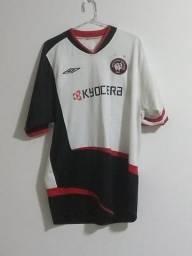Coleção de camisas atlético paranaense e fluminense 4d1a2fe1ec693