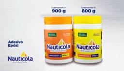 Cola Nauticola Adesivo Epoxi A+b Cola Tudo - 1.7kg Vedação