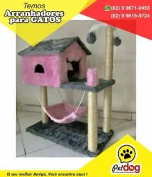 Arranhadores para Gatos (whats 82 9 9671-0455) Pet Dog