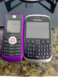 Vendo Blackberry e Motorola.oportunidade