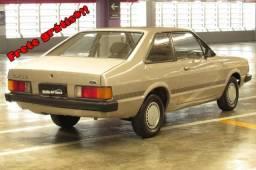 Corcel II L Astro 1986 - Raríssimo, Todo Original, Série especial - Temos a Belina também! - 1986