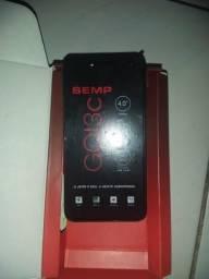 Celular semp Toshiba, novo na caixa vendo ou troco por tablet.A6 comprar usado  Manaus