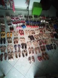 Vendas de calçados femininos