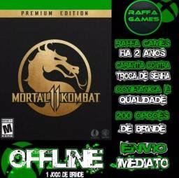 Mortal Kombat 11 + Jogo De Brinde
