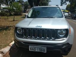 Jeep Renegade Longitude automático Diesel- Show - 2016