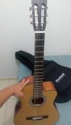 Vendo ou troco violão cort nylon