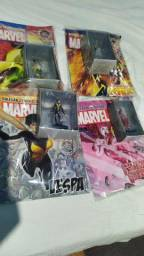 Coleção de Miniaturas Marvel Lacrados