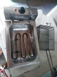Fritadeira Elétrica Profissional 1 Cuba 5 L