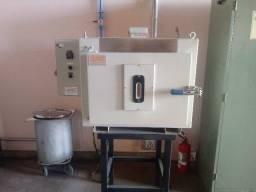 Forno de tratamento termico jung tb 03012 semi novo