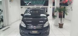 Fiat Idea Attractive 1.4 2015 com gnv (Ent. 4.000 + 48x 699 Fixas) - 2015