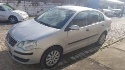 Volkswagen polo sedan 2009/2009 1.6 8v gasolina 4p manual - 2009