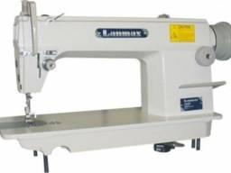Máquina costura lanmax transporte dupla