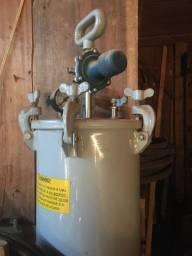 Tanque de pintura com alimentação por pressão tp2
