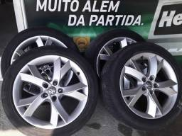 Aro de rodas de pneus de carro