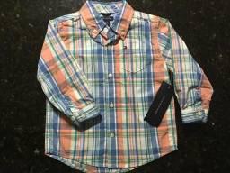 Dmv - Camisa - 2 e 3 anos - importadas varias marcas infantil