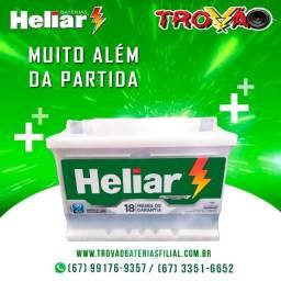 Baterias Heliar 320,00 a vista