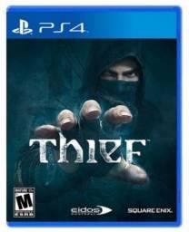 Jogo ps4 Thief troca ou venda