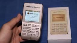 Moderninha plus chip wifi,nfc Qr code, recarga de celular  R$129