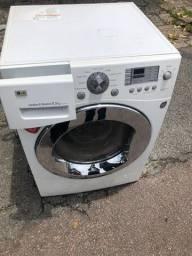 Vendo lavadora frontal 9 KG uma da LG outra da Samsung