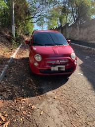 Venda Fiat 500 2012