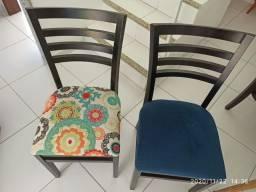Cadeiras Mesa Centro Rack