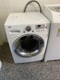 Lavadora e secadora 8.5 kg LG