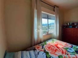 Apartamento à venda com 2 dormitórios em Menino jesus, Santa maria cod:3128