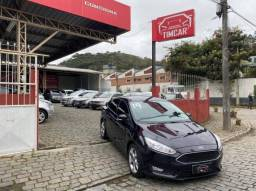 Ford- Focus Sedan Se Plus Aut. 2019 Apenas 13.000km