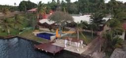 Casa com 5 dormitórios à venda, 600 m² por R$ 1.650.000 - Lagoa do Uruau - Beberibe/CE