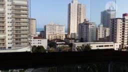 Apartamento com 2 dormitórios à venda, 74 m² por R$ 340.000,00 - Aviação - Praia Grande/SP