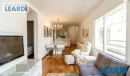 Apartamento à venda com 2 dormitórios em Paraíso, São paulo cod:589177