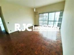 Apartamento à venda com 3 dormitórios em Tijuca, Rio de janeiro cod:MBAP33032