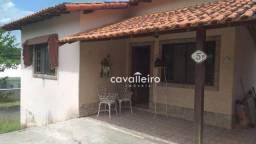 Casa com 3 dormitórios à venda, 118 m²- Flamengo - Maricá/RJ
