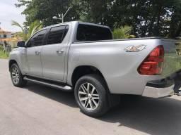 Hillux srx diesel - 2016