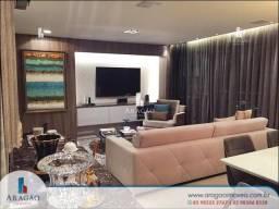 Apartamento projetado à venda, 117 m² por r$ 870.000 - aldeota - fortaleza/ce