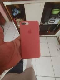 Vendo iphone 8 plus pra retirar pecas