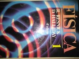 Halliday Resnick volume 1 física
