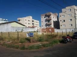 Terreno à venda, 660 m² por R$ 630.000,00 - Santa Mônica - Uberlândia/MG