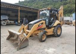 Retro Escavadeira 416e 4x2 Caterpillar