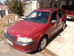 VW / Parati 2002 - G3 - 1.8 AP a Gasolina - 2002