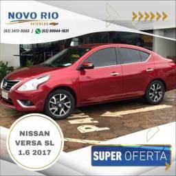 Nissan Versa SL 1.6 - 2017