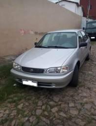 Corolla 2002 1.8 XLI - 37.450 KM ORIGINAL - 2002