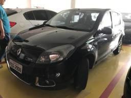 Sandero 2014 1.6 automatico baixo km! com preço! aceito troca FE - 2014