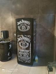 Geladeira de orada Jack Daniel's
