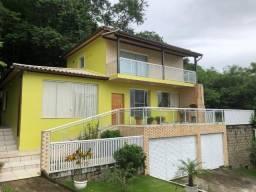 SC Imóveis Lindíssima casa de alto padrão no condomínio vista mar em Mangaratiba