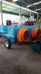Pulverizador hidráulico para micro trator
