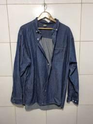 Jaqueta jeans Fascynios, Tamanho: Extra G