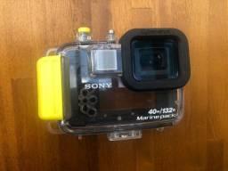 Caixa estanque para mergulho Sony Cyber-Shot MPK-THD para DSC-T100, T25, T20