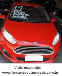 New Fiesta SE 1.5 - Flex - Completo