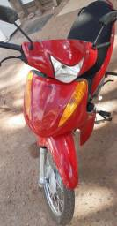 Vendo moto honda  biz 100cc